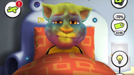 会说话的汤姆猫2有趣的镜头