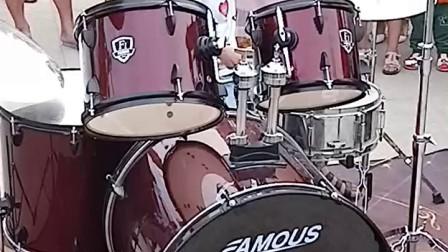 刀山火海----架子鼓表演VID20180603184732