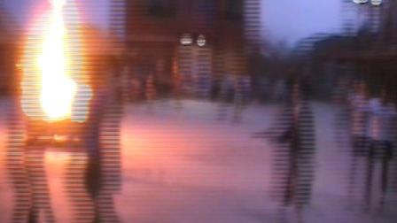阜新市第六中学78届2班师生联谊之四《时光不老,我们不散》篝火晚会。
