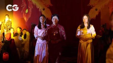 《凤凰出阁 》一场让你流泪的中式婚礼  陈干作品