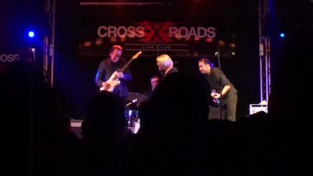 Michael Landau Liquid Quartet  17 March 2018 - Crossroads Roma