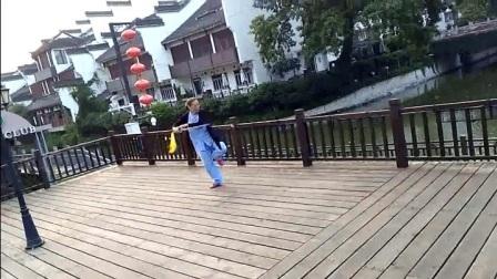 爱剪辑-夫子庙桃叶渡武当太极剑