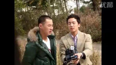 junjin入伍送行采访