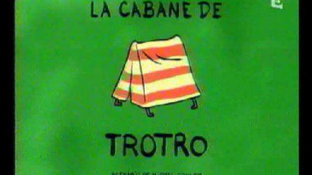 【L'ANE TROTRO 】La Cabane de TRO TRO