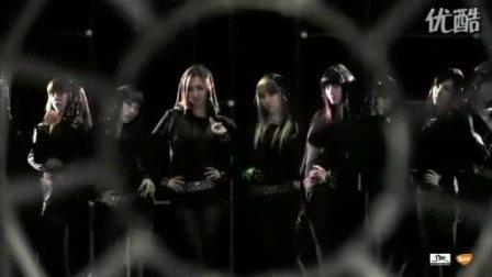 [韩音小筑]官方预告 少女时代黑色冷艳造型强势推出二辑后续曲!