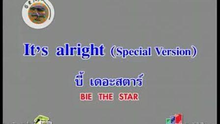 Bie【It's Alright】特别版