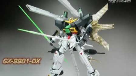 SD敢达OL S級 高达DX 戰斗視頻