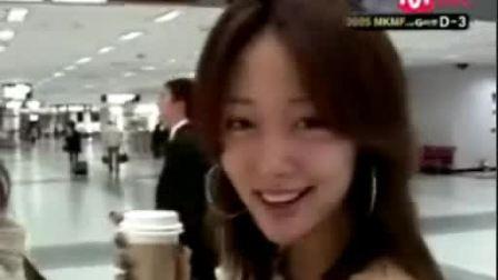 韩国已故歌手 unee日本行(1)