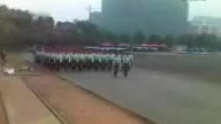 中南林业科技大学——2007届军训汇操2(十八连二排)