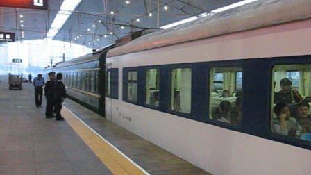 K27国列部分从天津站发出