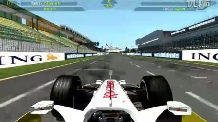 F1游戏视频 澳大利亚阿尔伯特公园赛道 FO2008 2010-05-23