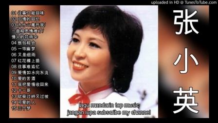 15 lagu mandarin masa lalu- Chang Siao Ying -张小英