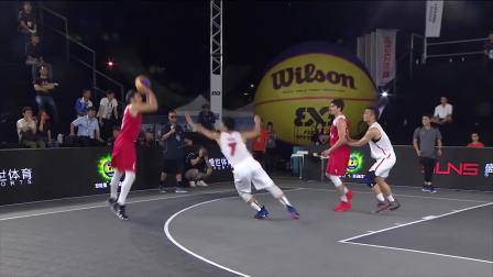 SPONGE x FIBA3X3 Asia Cup:斯邦奇重新定义护齿