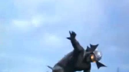 我在第36话 飞吧!雷欧兄弟拯救宇宙基地截取了一段小视频
