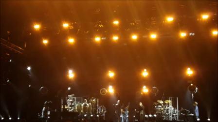 Toto乐队 Live in Bologna '40 TRIPS AROUND THE SUN' - Part1
