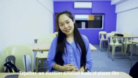SMEAG语学院 吉尔吉斯斯坦学生采访_超考力游学_菲律宾游学视频