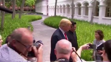 新加坡会晤