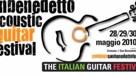 Petteri Sariola si Acoustic Guitar Festival 2010