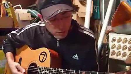 YUI cover LIFE guitar k.natsu