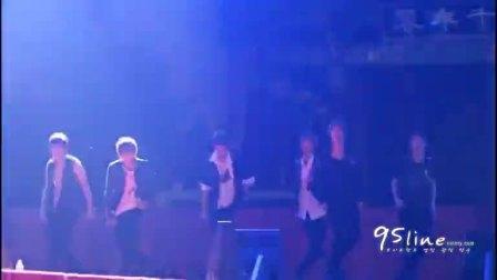 【Boy Friend】-Boy Friend 中国大学生庆典表演 饭拍版