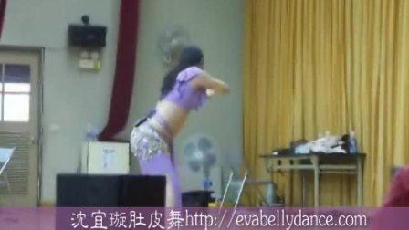 沈宜璇肚皮舞-台湾舞蹈研习会