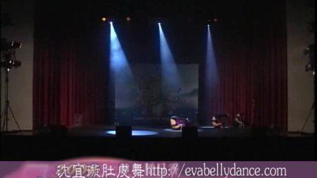 沈宜璇肚皮舞-中国风肚皮舞
