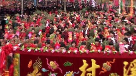 揭东青溪村2012年天后圣母出游11