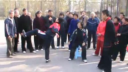 峰峰矿区 太极拳友欢迎 闫芳大师莅峰讲学 之五