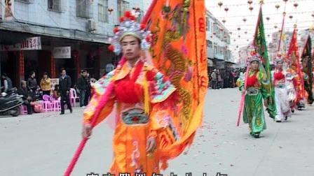 揭东青溪村2012年天后圣母出游12