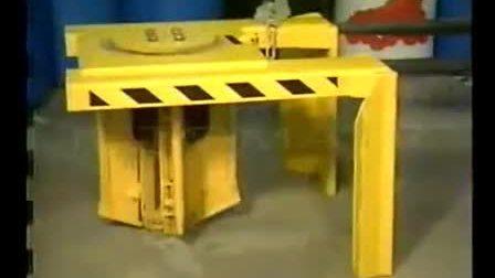 武汉汉利liftomatic L4F 四桶叉车用油桶钢桶搬运夹具