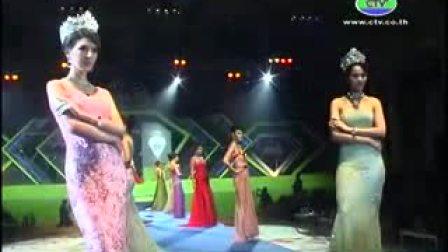 "Bee和Rita""49th Bangkok Gems  Jewelry Fair 2012 ""走秀"
