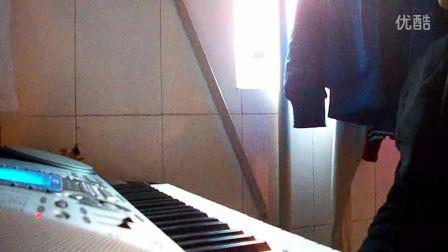 电子琴演奏 <欢乐中国年>