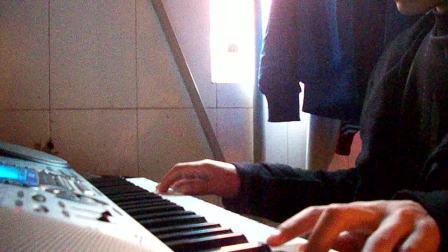 电子琴演奏 <潇洒走一回>
