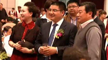 陈光标携企业家赴黑龙江参加《黑龙江省与外阜企业项目合作交流会》