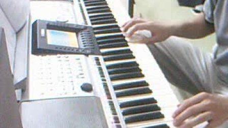 看透爱情看透你-电子琴