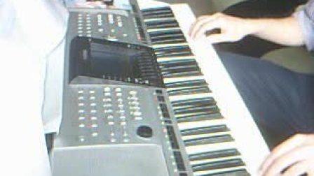 妈妈的吻-电子琴