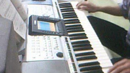 萍聚-电子琴