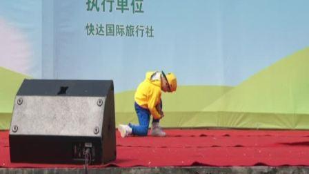 重庆街舞培训(TK)TOPKING舞蹈工作室少儿breaking徐文浩7岁(重庆梨花节)