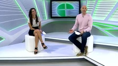 费德勒2012年3月巴西电视台宣传吉列表演赛访问及综合节目