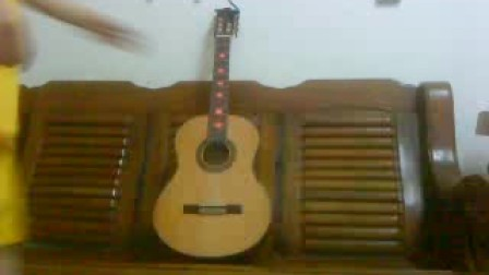 爱的罗曼斯 吉他