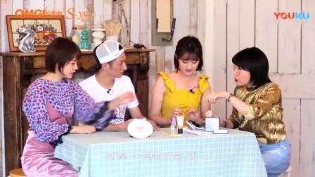 我在奢悦湖南卫视第一美妆节目玩美咖截取了一段小视频
