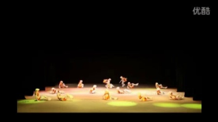 我在跳绳舞蹈《猴趣》群星奖表演视频——江北港城小学截了一段小视频