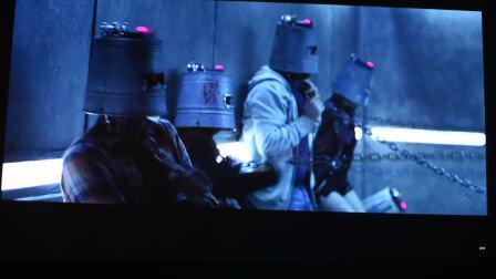 极米H2电锯狂人8