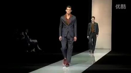 Giorgio Armani 2013春夏米兰男装秀