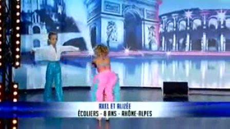 舞蹈:国标舞小天才