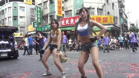 靓点着迷 - 街头MM给力热舞