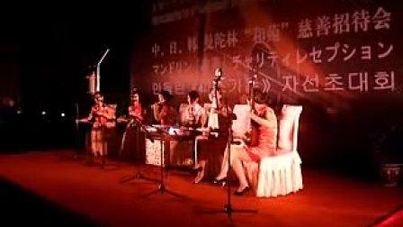 北京Linda演绎弦乐四重奏神话