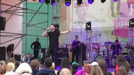 Сергей Лазарев – концерт (23.06.2018, Санкт-Петербург)