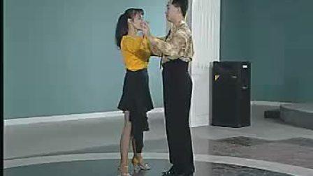 恰恰舞教程