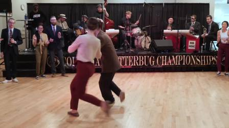 Midwest Lindy Fest 2018 Feat. CJC - Open Mix and Match Finals